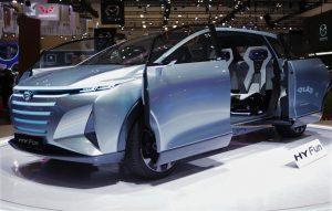 Perkembangan Teknologi Mobil listrik di Indonesia Meningkat Pesat