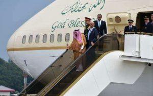 Kemajuan Teknologi Milik Negara Arab Saudi